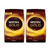 Nescafe Gold Kahve 500 Gr 2 Adet