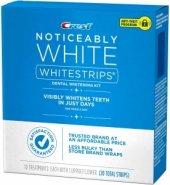 Crest Noticeably White Whitestrips 10 Günlük Diş Beyazlatıcı Bant