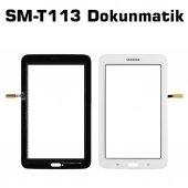 Samsung Galaxy Tab 3 Lite 7.0 Sm T113 Dokunmatik Ekran Beyaz Tdk124