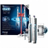 Oral B Genius Pro 8900 Şarj Edilebilir Diş Fırçası 2li Avantaj Paketi