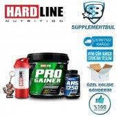 Hardline Kombinasyonlar Pro Gainer 5000 Gr + Arg + Shaker