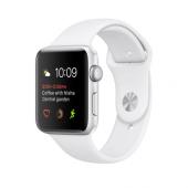 Apple Watch S2 38mm Sılver Alum. Sport Beyaz