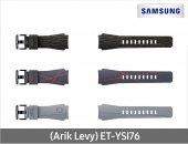 Samsung Orjinal Arik Levy Design Gear S3 Kayış Et Ysı76
