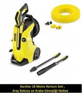 Karcher K4 Premium Full Control Basınçlı Yıkama Makinesi Hediyeli
