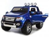 Ford Ranger Wıldtrack 12v Çift Kişilik Akülü Araba Pikap Jeep Jip