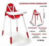 Pilsan Elegance Mama Sandalyesi Yeni 2016 Kargo Bedava