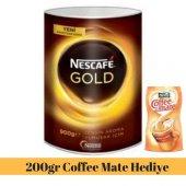 Nescafe Gold 900 Gr Kahve Teneke Kutu