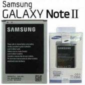 Samsung Galaxy Note 2 Batarya 3100 Mah