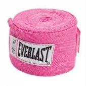 Everlast Boks Bandajı Elastik 4454pnk