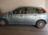 Ford Focus 1 (Hb) Krom Cam Çıtası 4 Parça 1998 200...