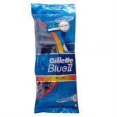 Gillette Blue 2 Plus 5li Poşet Kullan At Traş Bıçağı