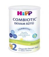 Hipp 2 Organic Combiotic Bebek Sütü 350 Gr