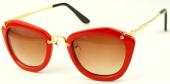Vogue Attack Kırmızı Gözlük
