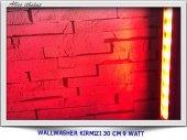 Wallwasher Kırmızı 30 Cm 9 Watt