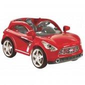 Sunny Baby Lw898q Infınıtı Akülü Araba Kırmızı