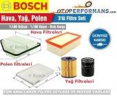 Honda Civic 1.6 Fb7 Bosch Filtre Bakım Seti 3lü (2...