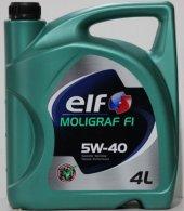 Elf Moligraf F1 5w 40 4 Litre Motor Yağı
