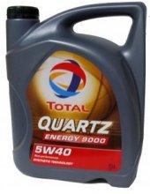 Total Quartz 9000 Energy 5w 40 4 Litre Motor Yağı