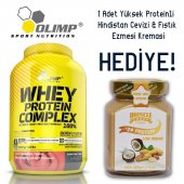 Olimp Whey Protein Complex 100 Çilek 2200 Gr. 1 Hediye