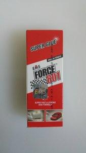 801 Force Hızlı Yapıştırıcı 20gr
