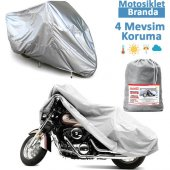 Yamaha Xvs 1100 Drag Star Örtü,motosiklet Branda 0...