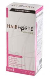 Hair Forte Bayan Sprey 60 Ml