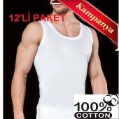 12 Li İnce Dokuma 1.kalite Erkek Atleti 138065500