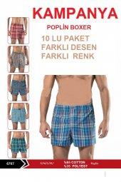 Poplin Boxer 10 Adet 137314176
