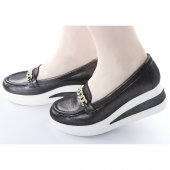 Anne Model Bayan Ayakkabı Zincir