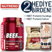 Nutrend Beef Protein Çikolata 900 Gr 2 Hediye