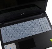 Dell 5547 Silikon Klavye Koruyucu Kılıf