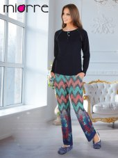 Miorre Bayan Pijama Takım 4 Renk Model Seçeneğiyle