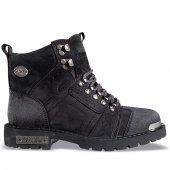 Mp 172 6034 Gr Çift Katlı Deri Erkek Çocuk Kar Botu Ayakkabı