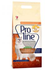 *pro Line Portakal Kokulu Topaklanan Kedi Kumu 5 Lt