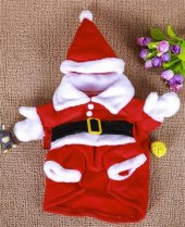 Lion Noel Baba Köpek Kıyafeti H15066