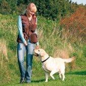 Trixie Pamuk Polyester Köpek Eğitmen Yeleği S Kahverengi