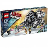 Lego Movie 70815 Super Secret Police Dropship
