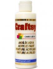 Craftsy Akrilik Ahşap Boyası C 6490 S.beyaz 120ml
