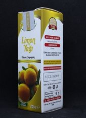 Limon Yağı 20 Ml