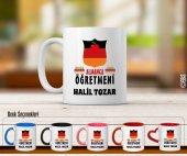 Almanca Öğretmenlerine Özel Kupa Bardak (Model 1)