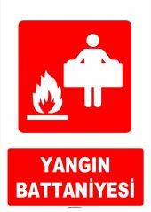 At 1158 Yangın Battaniyesi