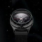 Samsung Gear Tempered Cam Ekran Koruyucu Markacase