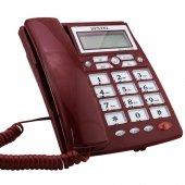 Dextel Kablolu Ekranlı Masa Telefonu Sabit Telefon Dex 012cıd