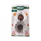 Dolly Metal Kek Kapsülü
