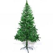 Yılbaşı Çam Ağacı 180 Cm Metal Ayaklı