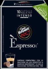 Caffe Vergnano Nespresso Uyumlu 1882 Intenso...