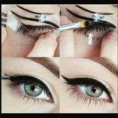 Fixliner 5 Farklı Seçenekli Göz Ve Far Makyajı Apa...