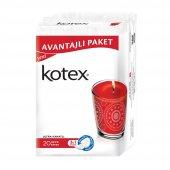 Kotex Ultra Kanatlı Gece 20'li Ped