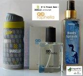 Bargello & Raphella 3 Lü Parfüm Set 561 İnvictus