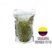 Ambruvase Kolombiya Supremo 17 18 Çiğ Kahve Çekirdeği 250 Gr
